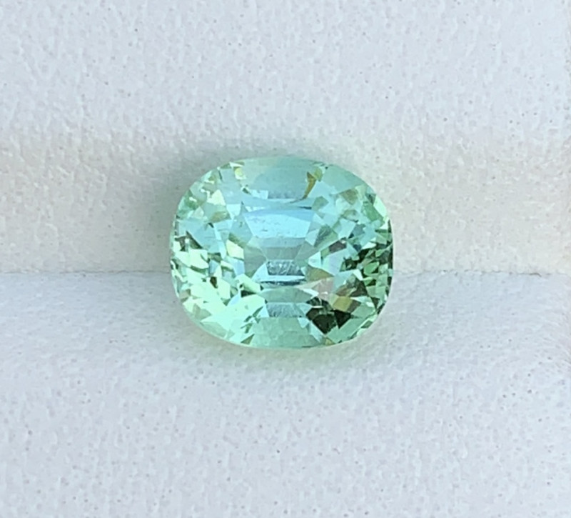 1.46 Carats Natural Color Tourmaline Gemstone From AFGHANISTAN