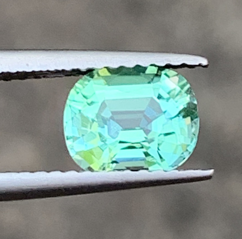 1.75 Carats Natural Color Tourmaline Gemstone From AFGHANISTAN