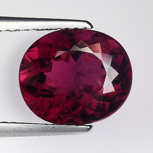 3.50 Ct Natural Tourmaline Top Quality Gemstone. FTM 08