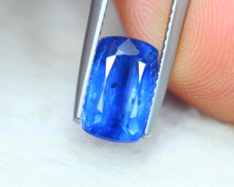 3.10Ct Natural Blue Kyanite Octagon Cut Lot A968