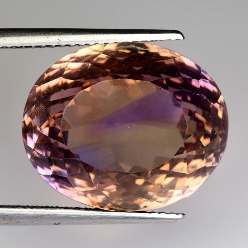22.49 Ct Natural Ametrine Top Quality Gemstone. AM 59