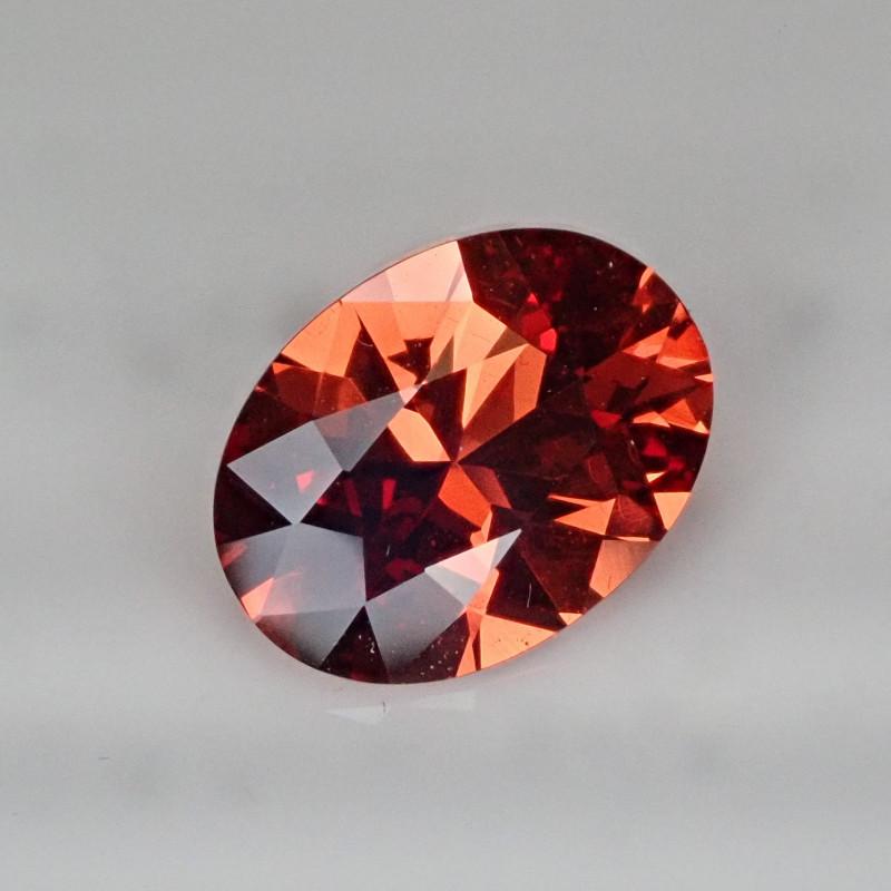 1.86ct Orange/Red Spinel