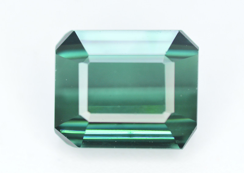 1.85 Ct Natural Indicolite Tourmaline Gemstone