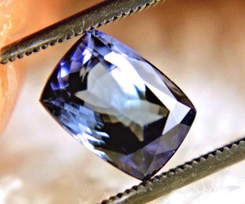 2.88 Carat VVS African Tanzanite - Gorgeous