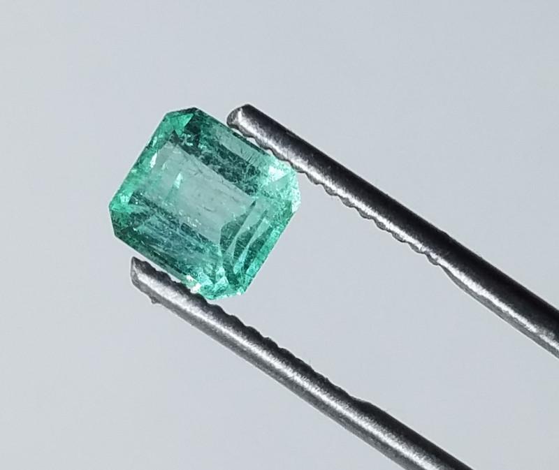 1.45 Ct Panjshir Afghanistan Emerald Cut