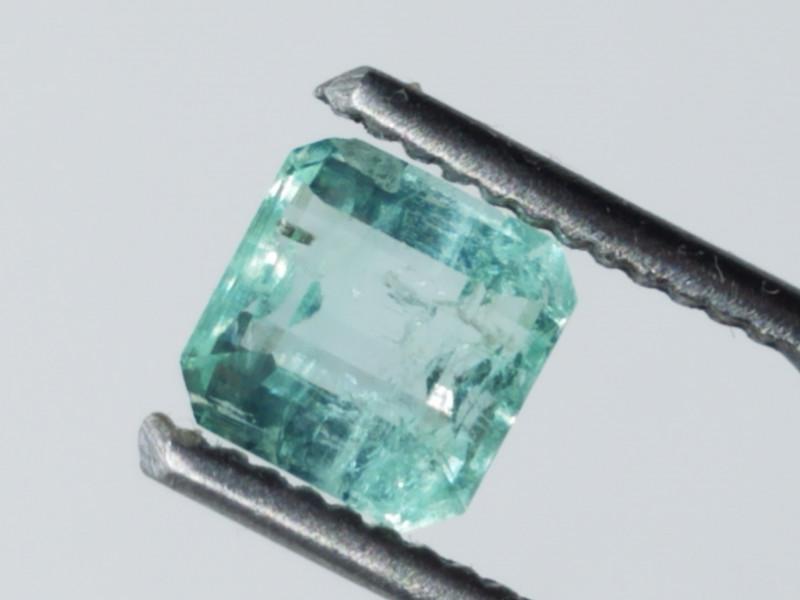 1.15 CT  Panjshir Afghanistan Emerald Cut
