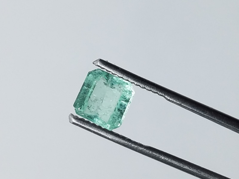 1.30 Ct Panjshir Afghanistan Emerald Cut