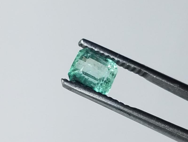 1 Ct Panjshir Afghanistan Emerald Cut
