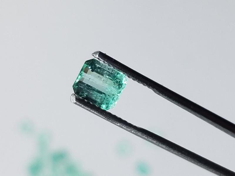 1.20 CT Panjshir Afghanistan Emerald Cut