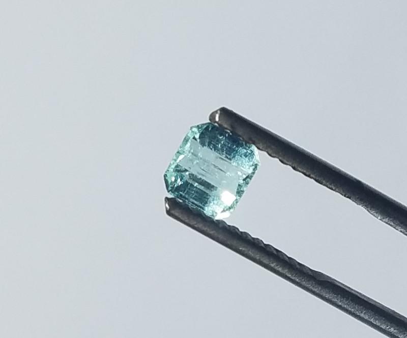 0.60 CT Panjshir Afghanistan Emerald Cut