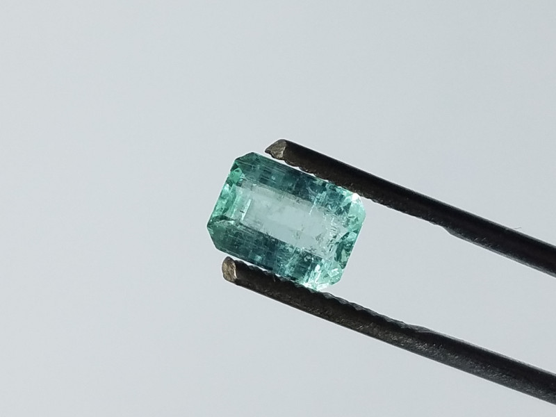 1.10 CT Panjshir Afghanistan Emerald Cut