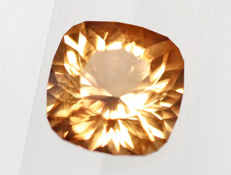 2.75 carats Brilliant Custom Cut Tourmaline ANGC839