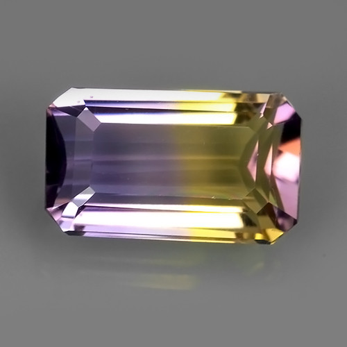 2.90 CTS WOW NATURAL AMETRINE BI COLOR OCTOGON
