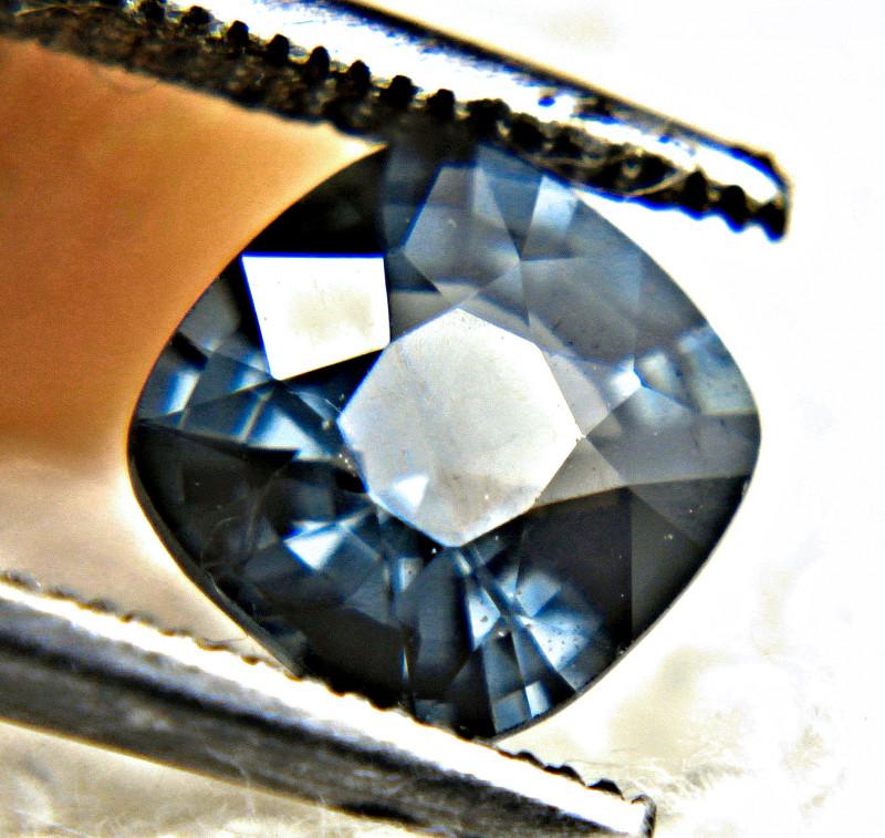 1.42 Carat VVS African Blue Spinel - Gorgeous