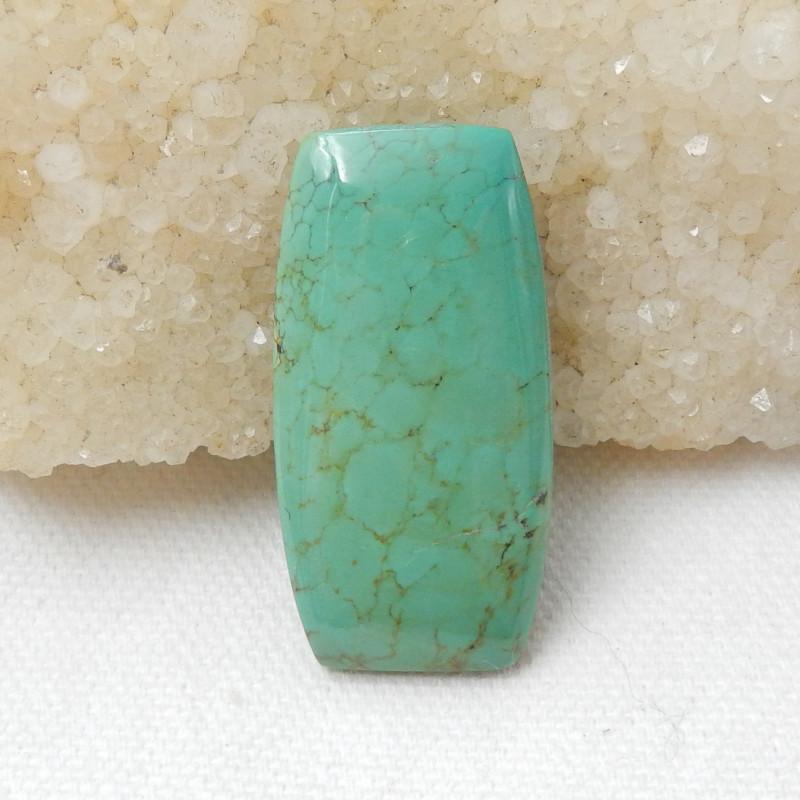 39cts High Quality Turquoise ,Handmade Gemstone ,Turquoise Cabochon F146