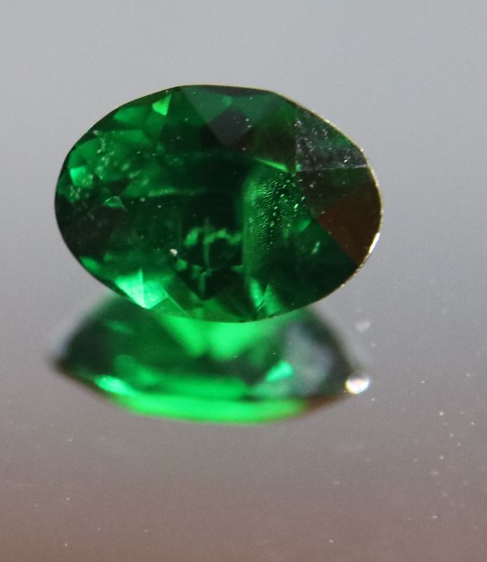 Tsavorite Garnet .75ct Natural Untreated