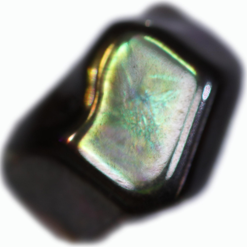 9.26 CTS RAINBOW GARNET JAPAN-TUMBLED  [S-SAFE395]