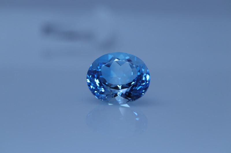 #407 24CT ELECTRIC SWISS BLUE