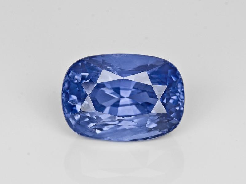 Blue Sapphire, 9.80ct - Mined in Sri Lanka   Certified by GRS