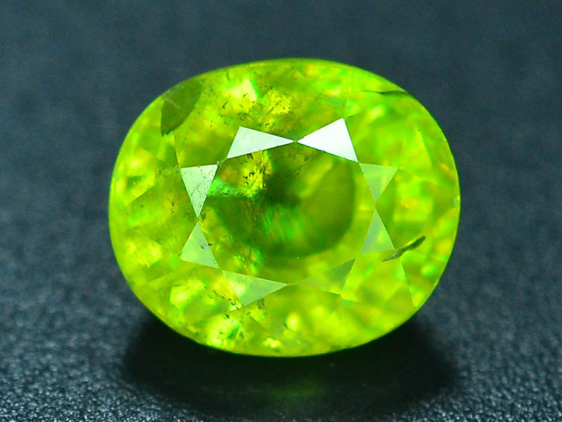 AAA Brilliance 2.05 ct Imperial Sphene