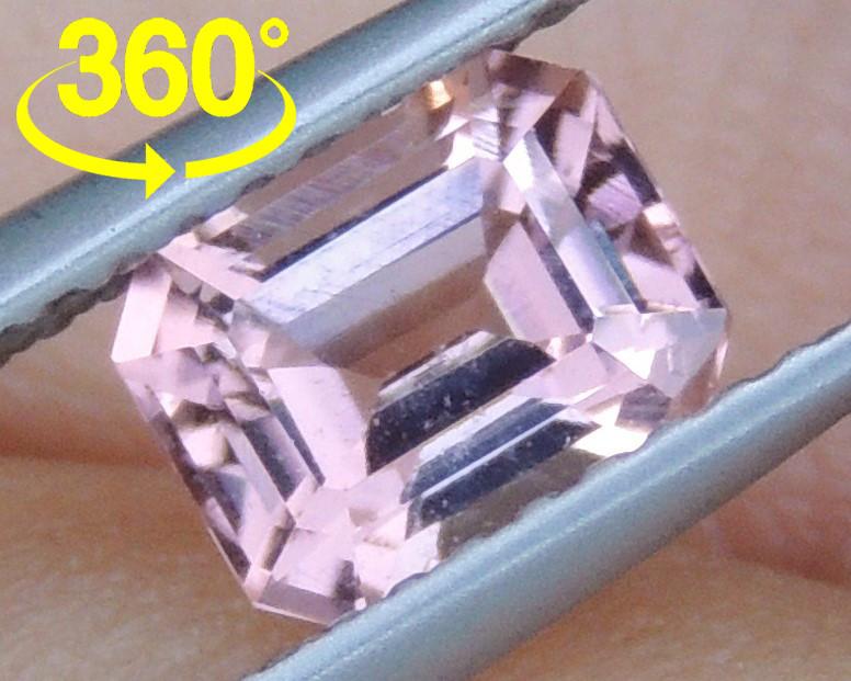 1.04cts, Precision Cut Tourmaline