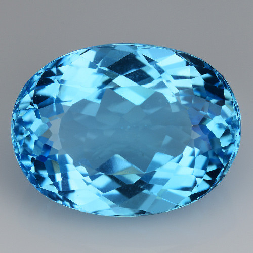 18.63 Ct Topaz Top Cutting Top Luster Gemstone. TP  02