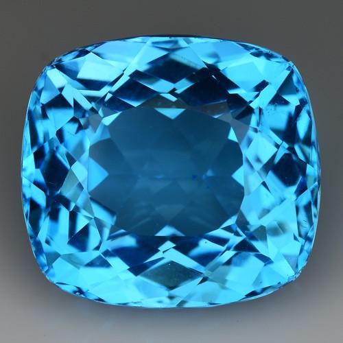 24.20 Ct Topaz Top Cutting Top Luster Gemstone. TP  04