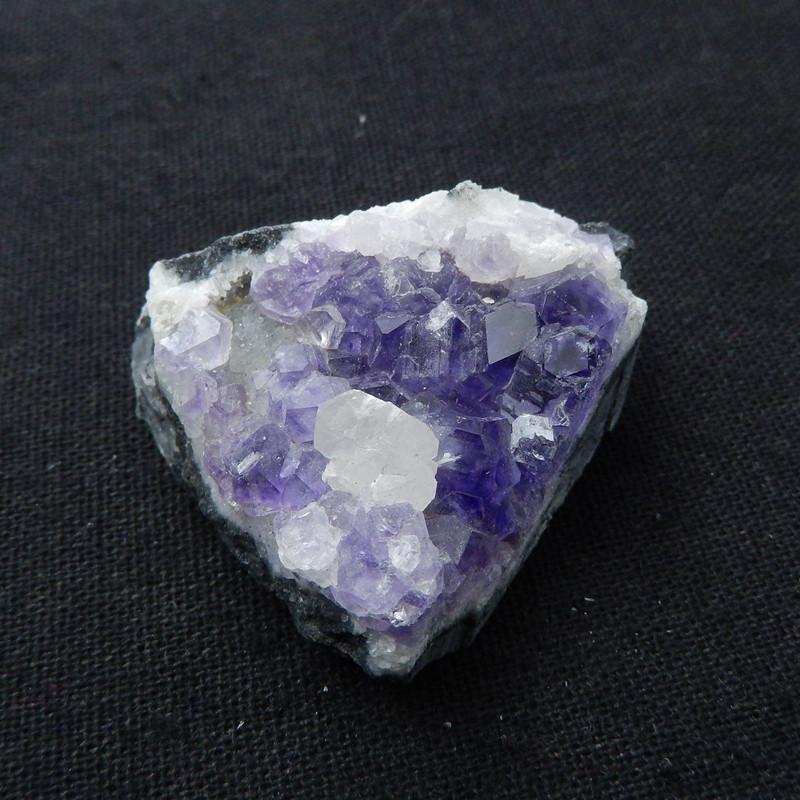 Raw Mineral fluorite Crystal Cluster Association Druzy Specimen Gem Rock Co