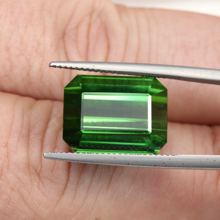 **AMAZING COLOR AND CLARITY** 19.26ct Lab Certified Natural Tourmaline