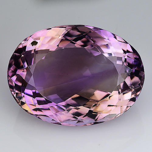 15.17 CT BOLIVIAN AMETRINE TOP CLASS LUSTER GEMSTONE AM1