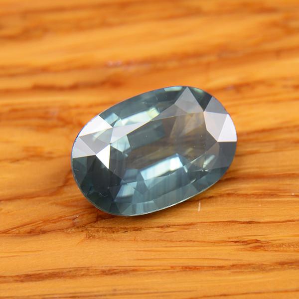 Big Face - Natural Blue Sapphire, Ceylon 2.29 Ct (01684)