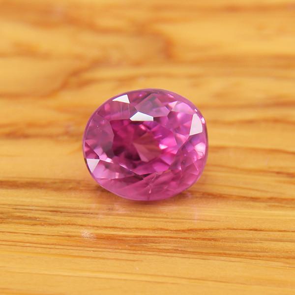Pink Sapphire 1.01 Ct. Ceylon (01640) (Amazing Colour)