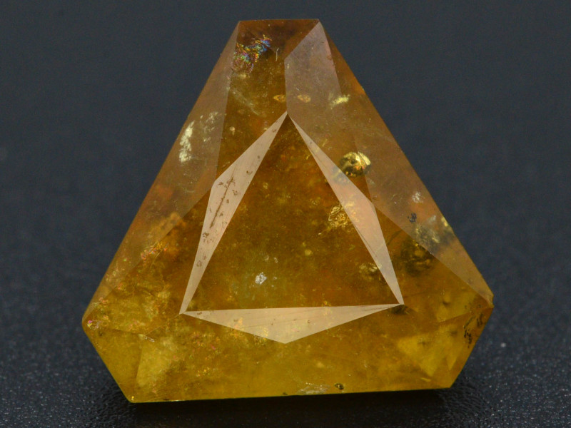 AAA Ultra Rare 10.85 Ct Natural Dravite Tourmaline ~ With Pyrite