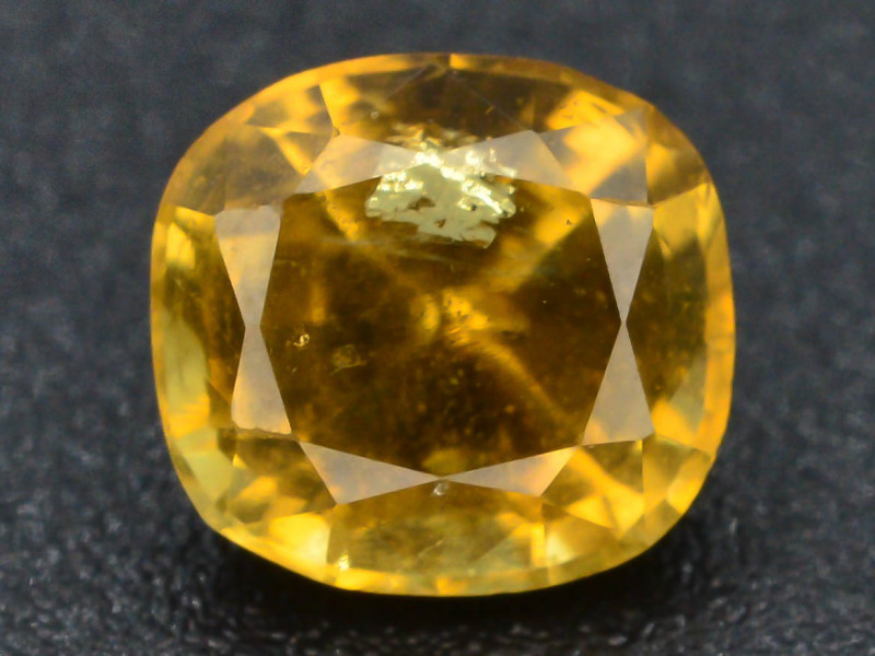 AAA Ultra Rare 1.00 Ct Natural Dravite Tourmaline ~ With Pyrite T