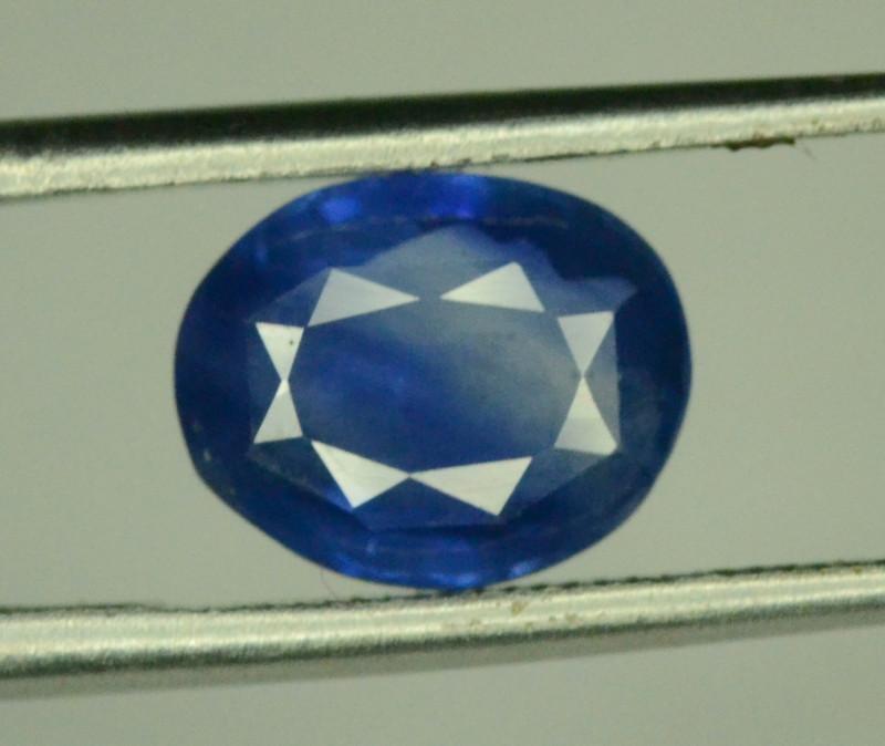 2 ct Natural Blue Sapphire