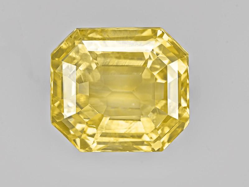 Yellow Sapphire, 7.91ct