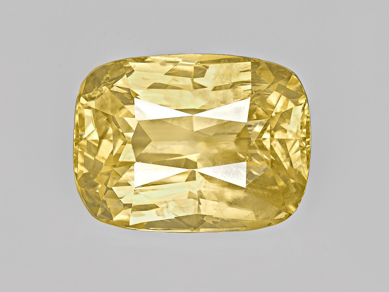 Yellow Sapphire, 10.60ct