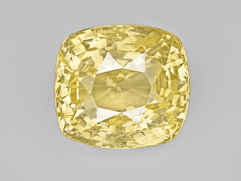 Yellow Sapphire, 10.04ct