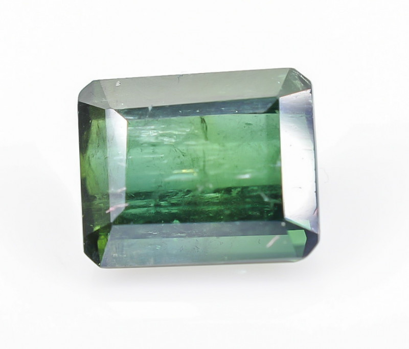1.75 Crt Tourmaline Faceted Gemstone (Rk-79)