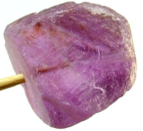 AMETHYST DRILLED BEAD 24.75 CTS NP-1462