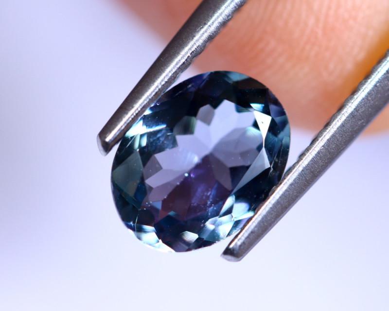1.21cts Violet Blue D Block Tanzanite / RD544