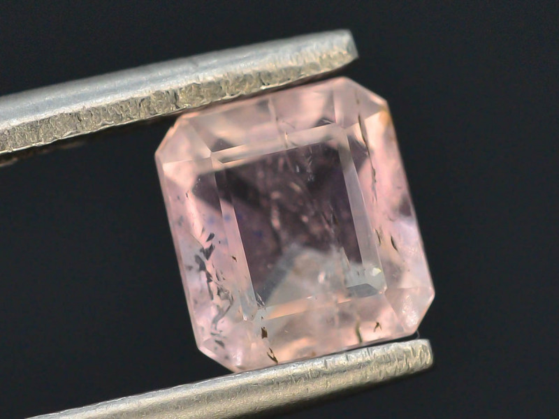Rarest 1.50 Ct Superb Pink Color Natural Katlang Topaz ~ G AD