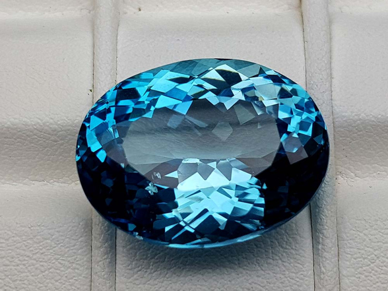 26.45Crt Natural Blue Topaz Stone JIBT17