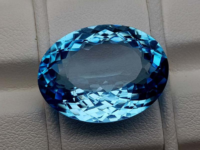 22.45Crt Natural Blue Topaz Stone JIBT20