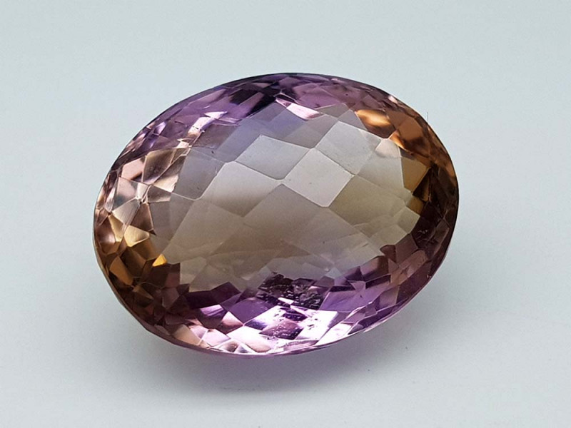 16.35Crt Bolivian Ametrine Stone JIAMT08