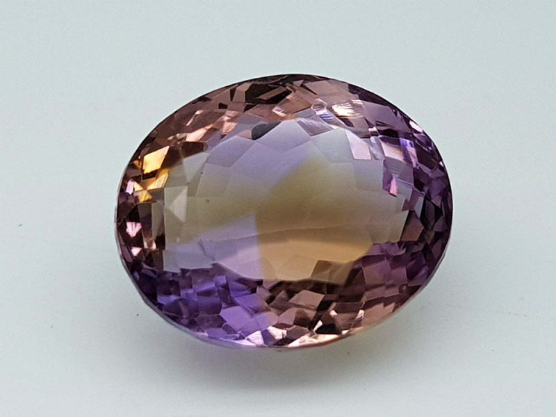 14.65Crt Bolivian Ametrine Stone JIAMT10