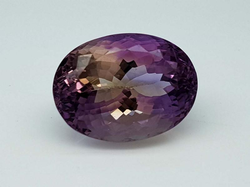14.85Crt Bolivian Ametrine Stone JIAMT14