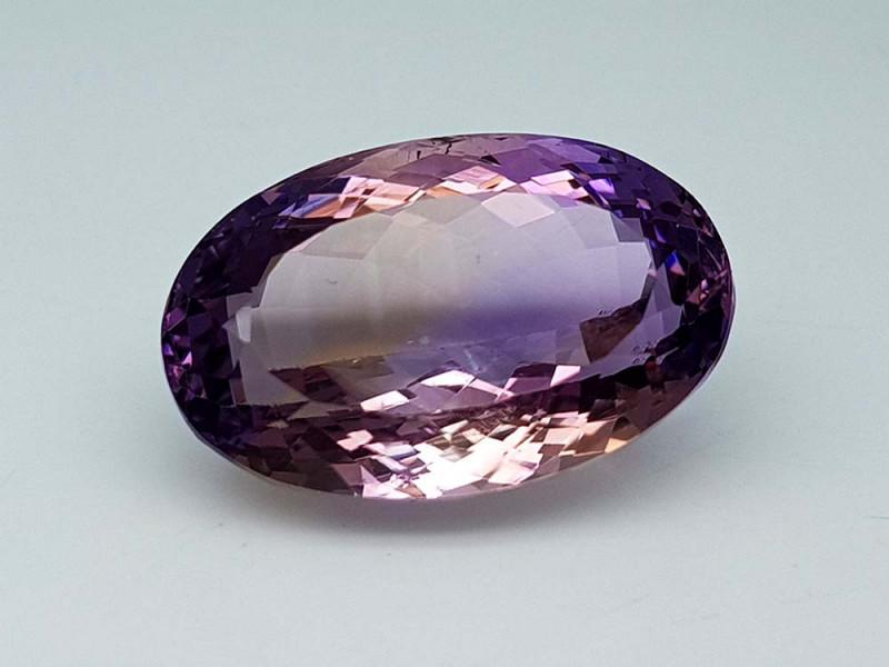 21.25Crt Bolivian Ametrine Stone JIAMT20