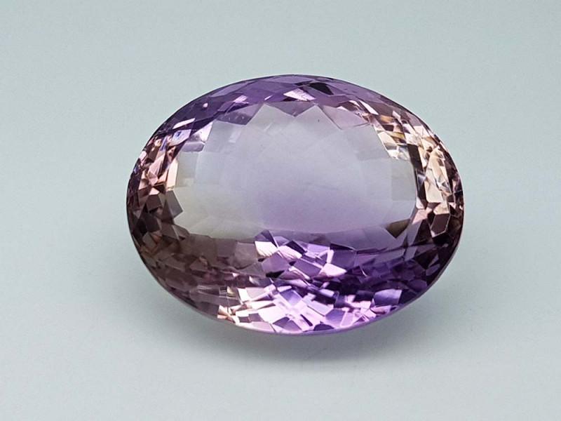 17.85Crt Bolivian Ametrine Stone JIAMT26
