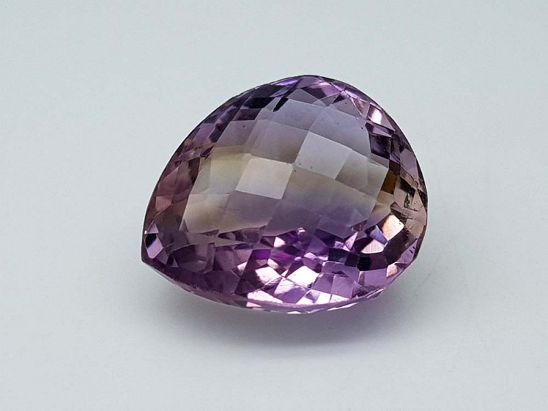 12Crt Bolivian Ametrine Stone JIAMT29